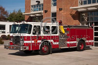 Belmont MA HQ Apparatus - Engine 1