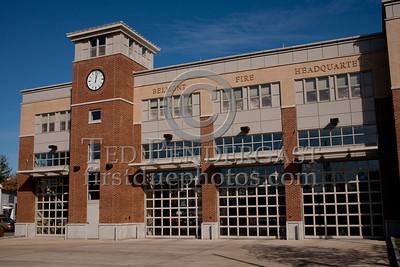 Belmont MA HQ Apparatus - Headquarters Station