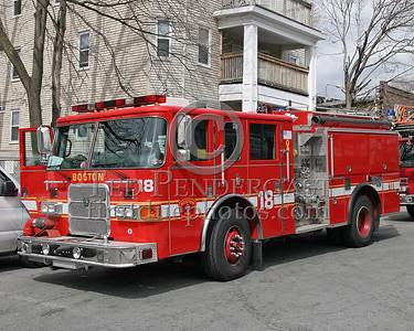 Boston MA Engine Co 18