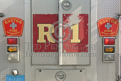 Boston,MA Rescue Co.1 - Rear