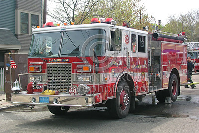 Cambridge,MA Engine Co.5
