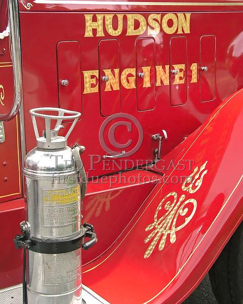 Hudson,MA Engine 1 - 1936 Buffalo Pumper