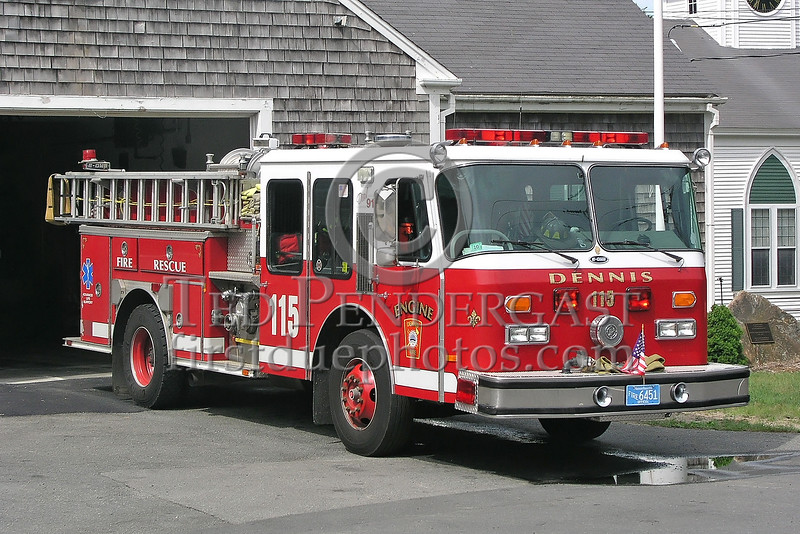 Dennis,MA Engine Co.115