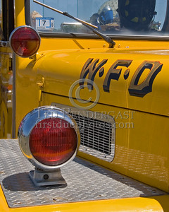 Worcester, Mass. Former Engine Co. 8 - New England Association of Fire Chiefs Expo 2007 - Big E Exposition Center - West Springfield, Mass.