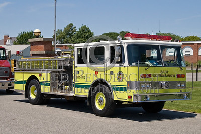 East Longmeadow MA Engine Co.1 - New England Association of Fire Chiefs Expo 2007 - Big E Exposition Center - West Springfield, Mass.