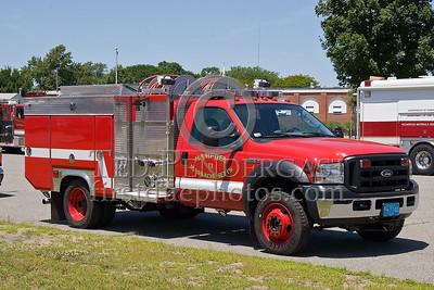 Hampden, Mass. Engine 11 - New England Association of Fire Chiefs Expo 2007 - Big E Exposition Center - West Springfield, Mass.