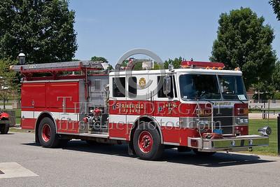 Springfield MA Engine Co.7 - New England Association of Fire Chiefs Expo 2007 - Big E Exposition Center - West Springfield, Mass.