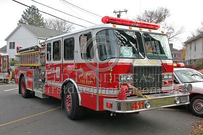 Rockaway Township, NJ Engine Co.1 (411)