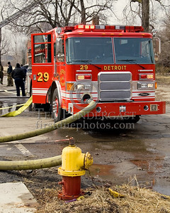 Detroit Engine Co.29 - 2007 Pierce 1250gpm / 500gal