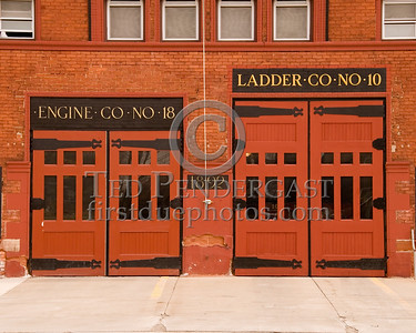 The Quarters Of Detroit Ladder Co. 10 (and formerly Engine Co. 18) - 3812 Mount Eliot