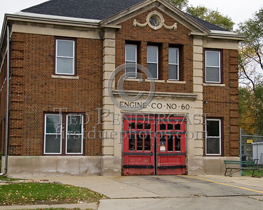 Detroit,MI - Engine 60 Station - 19701 Hoover St - Built in 1935