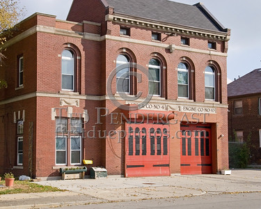 Detroit,MI - Engine Co.10 Station - 3396 Vinewood St