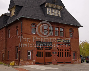 Detroit,MI - Ladder 10 Station - 3812 Mt Elliot St - Built in 1893 (Eng 18 Disbanded)