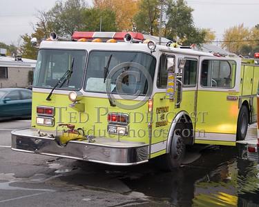 Detroit,MI - Spare Engine - 2 Alarms - 19848 Joy Rd corner Plainview Av - 'Family Dollar Store'
