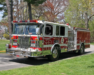 Ardsley,NY - Ardsley Engine Co No.1 - Engine 164 (1992 Beck/Spartan)