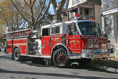 "East Orange,NJ Engine Co.7 ""Ashland Hose"""