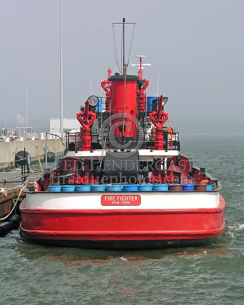 "FDNY Marine Co. 9 ""Firefighter"" (Staten Island)"