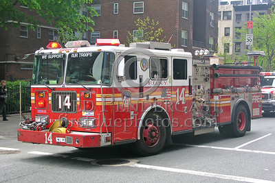 "FDNY Engine Co.14 ""Sweet 14"""