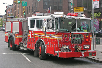 FDNY Engine Co.16