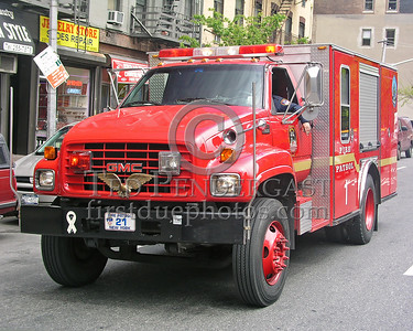 New York City Fire Patrol 1 (Sadly, now disbanded)