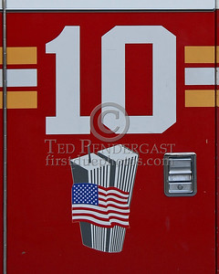 FDNY Engine Co.10 - 124 Liberty Street, Manhattan, NYC
