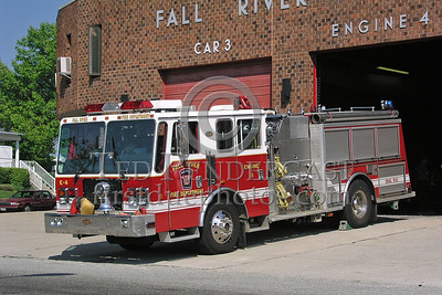 Fall River,MA Engine Co. 4