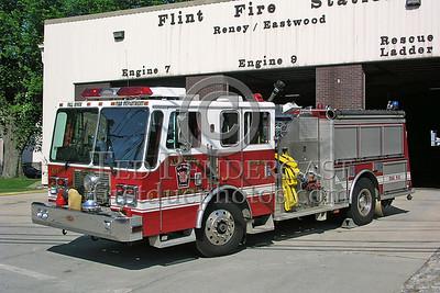 Fall River,MA Engine Co. 7