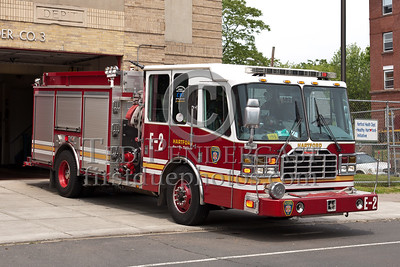 Hartford CT - Engine Co.2 - 2003 Ferrara Inferno 1500/500