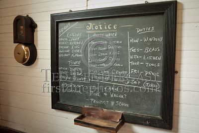 Status/Riding Board - Fire Museum - Manchester, CT
