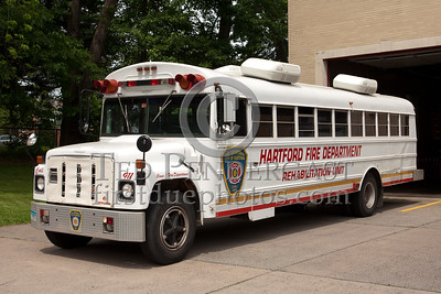 Hartford CT - Rehabilitation Unit - former schoolbus