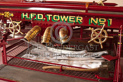 Hartford CT - Antique Water Tower No.1 - Fire Museum - Manchester, CT