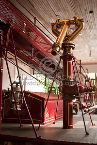 Deckgun - Hartford CT - Antique Water Tower No.1 - Fire Museum - Manchester, CT