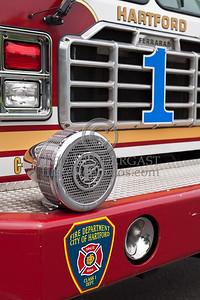 Hartford CT - Tactical Unit 1 - 2005 Ferrara Inferno heavy rescue