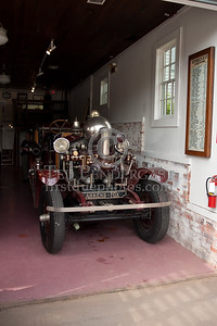 Ahrens Fox Pumper - Fire Museum - Manchester, CT