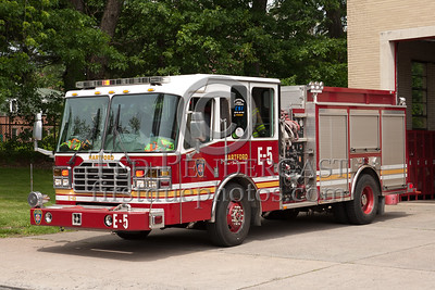 Hartford CT - Engine Co.5 - 2003 Ferrara Inferno 1500/500