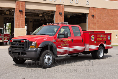 East Hartford CT HazMat 34 - 2007 Ford F350