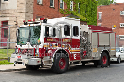 Hartford CT - Spare Engine