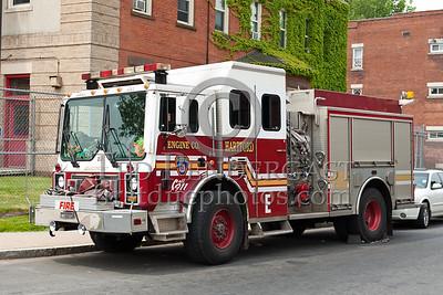 Hartford CT - Spare Engine