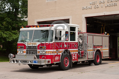 Hartford CT - Engine Co.11 - Pierce Saber 1500/500