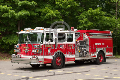 Simsbury CT - Engine Co.5 - 1989/2008 Sutphen/Ranger Refurb 1250/1000/50