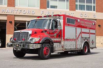East Hartford CT SQ1 - 2002 International/Marion