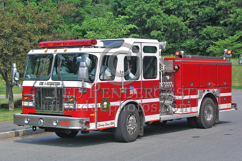 "Georgetown,MA Engine Co.4 ""Erie 4"""