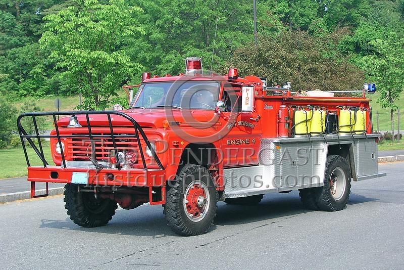 West Newbury,MA Engine Co.4