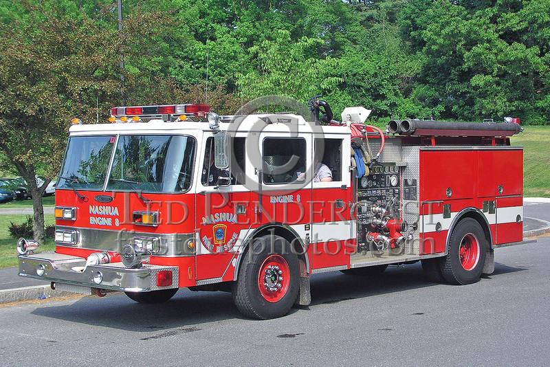 Nashua,NH Engine Co.8