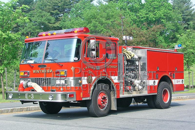 Winthrop,MA Engine Co.3