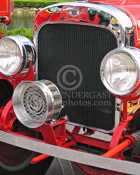 AllState Seagrave Engine - Grill And Siren