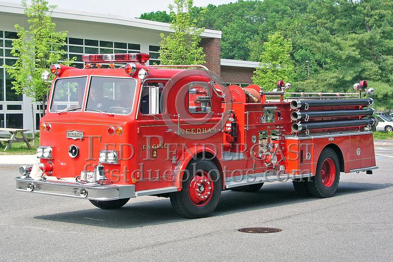 Needham,MA Former Engine Co.2