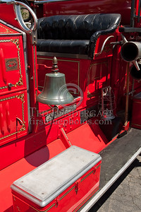 Former Concord NH Engine Co.2 - 1929 Ahrens Fox 750gpm. Photo Taken At The 2009 Lynnfield MA SPAAMFA Muster