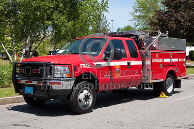 Rowley MA Forestry 2 - 2004 Ford/S&S 350gpm/285gal/17gal Foam. Photo Taken At 2009 Lynnfield MA SPAAMFA Parade & Muster