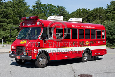 Rehab-5 Unit 52 - 1995 Carpenter bus. Photo Taken At The 2009 Lynnfield MA SPAAMFA Muster